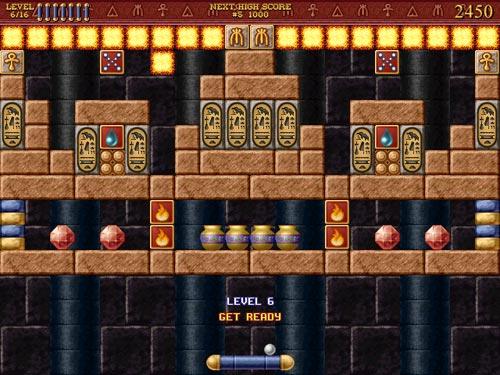 free  game bricks of egypt 2