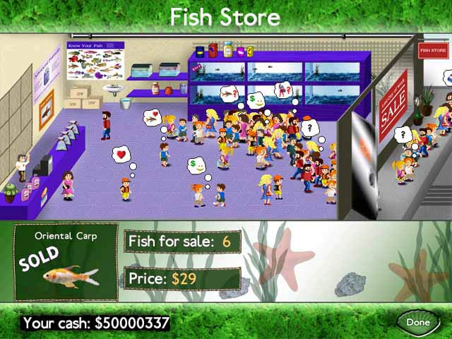 fish tycoon magic fish